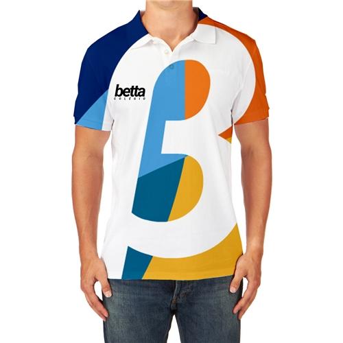 Exemplo de Camisa (unidade) do designer codyzzd para betta - uniforme