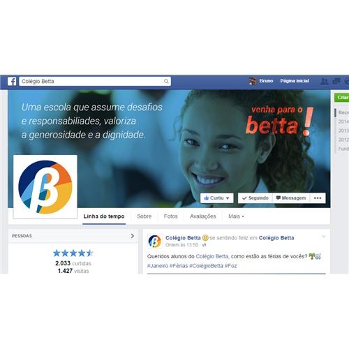 Exemplo de Banner ou Pop-up do designer codyzzd para facebook cover - betta