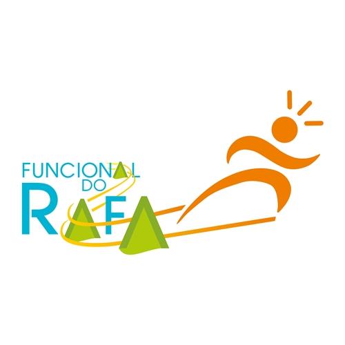 Exemplo de Logo do designer MOONdesign para Funcional do Rafa