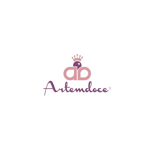 Exemplo de Logo do designer MOONdesign para Artemdoce