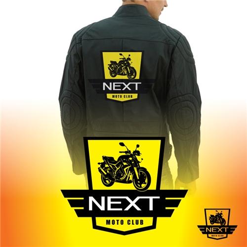 Exemplo de Logo do designer Luzmidia para Next