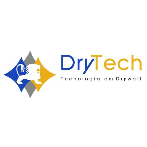 Exemplo de Logo do designer igor.braga para Drytech - Drywall