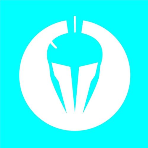 Exemplo de Logo do designer M.H.S para Spartano
