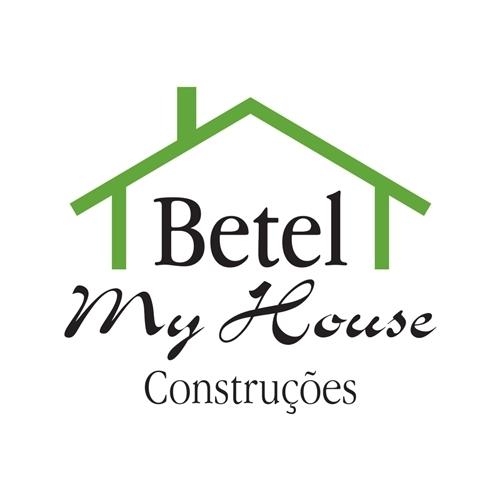 Exemplo de Logo do designer Felipe Reis para Logo Betel My House