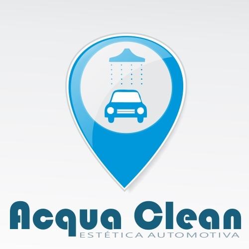 Exemplo de Logo do designer tiago's para Acqua Clean