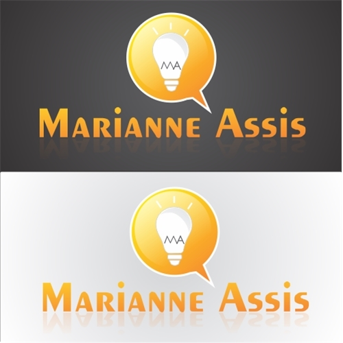 Exemplo de Logo do designer tiago's para Mariane