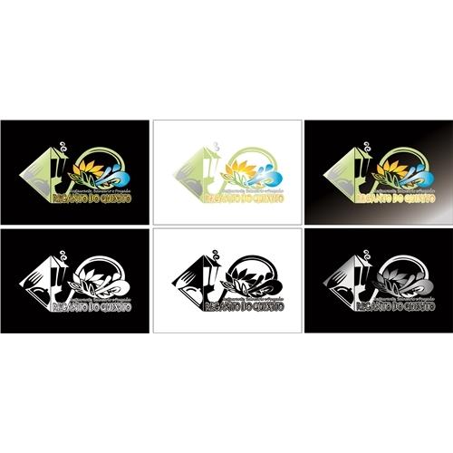Exemplo de Logo do designer JDesignGrafico para Recanto do Quixito