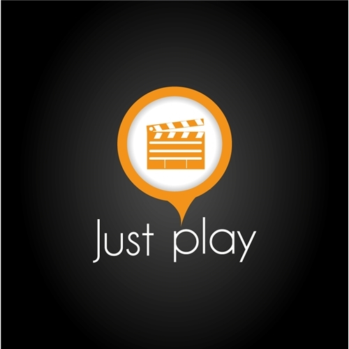 Exemplo de Logo do designer Henry.design para Just Play
