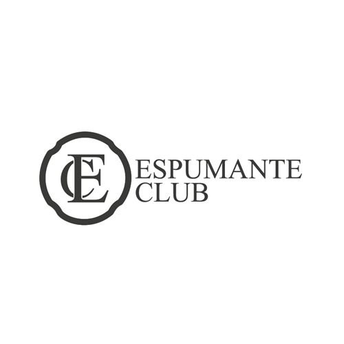 Exemplo de Logo do designer e3design para Logotipo Espumante Club