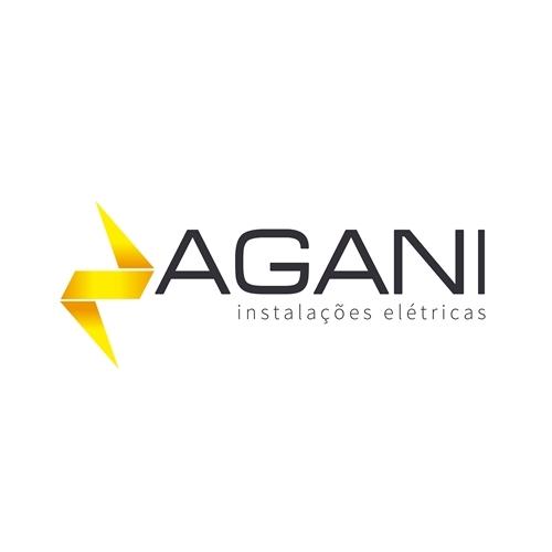 Exemplo de Logo do designer e3design para Logotipo AGANI