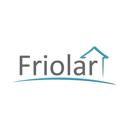 Exemplo de Logo do designer e3design para Logotipo FRIOLAR
