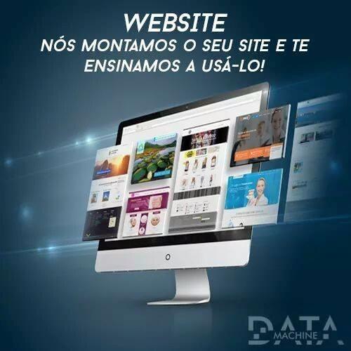 Exemplo de Banner ou Pop-up do designer H.Leao para Data MAchine