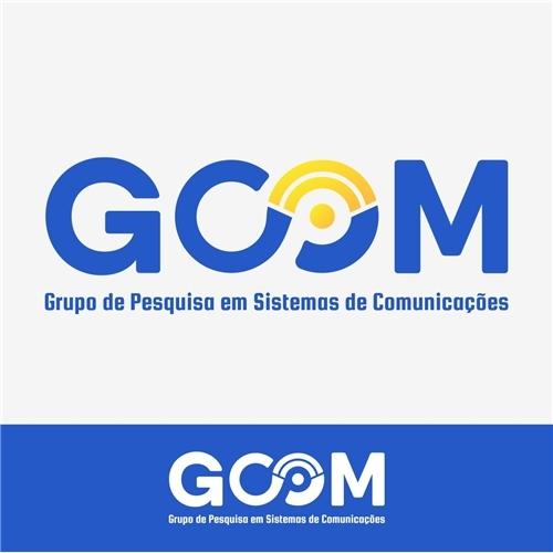 Exemplo de Logo do designer Marlon Emmanuel para Gcom