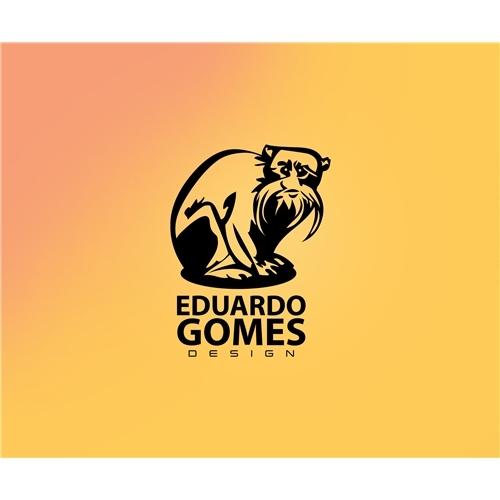 Exemplo de Logo do designer joseesoares para Eduardo Gomes