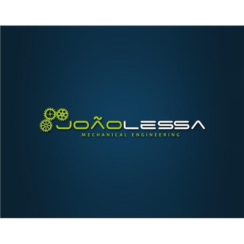 Exemplo de Logo do designer joseesoares para João Lessa