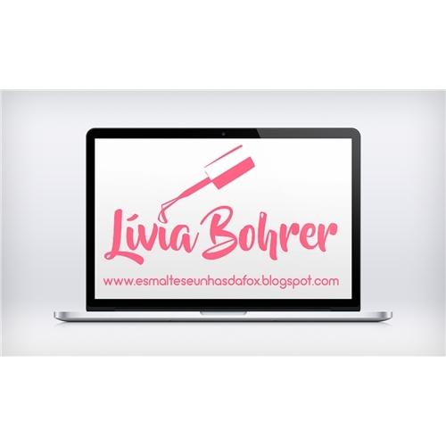 Exemplo de Logo do designer DesignStudio para Logotipo para Lìvia Bohrer