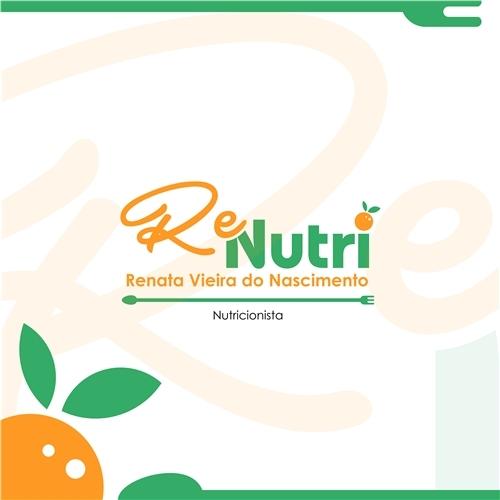 Exemplo de Logo do designer JasperX para Renutri