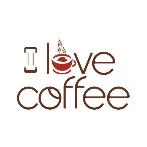 Exemplo de Logo do designer martarocha123ruiva_1082968463 para I love coffe