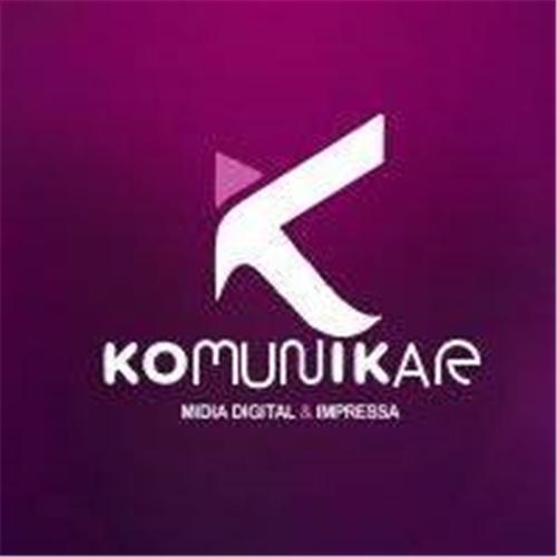 Exemplo de Logo do designer Davis_Alves para Komunikar Agencia
