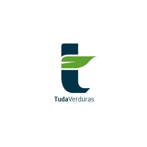 Exemplo de Logo do designer xandyindesign para Tuda Verduras