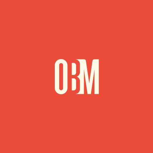 Exemplo de Logo do designer xandyindesign para Grupo OBM