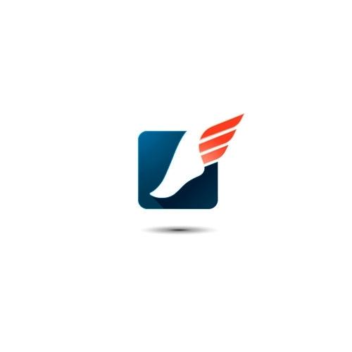 Exemplo de Logo do designer xandyindesign para Pro Runners