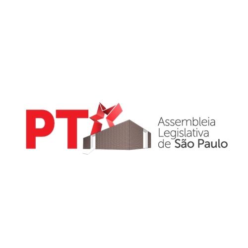 Exemplo de Logo do designer jobrasileiro para redesenho Bancada do PT