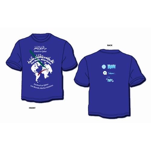 Exemplo de Camisa (unidade) do designer jobrasileiro para camiseta Bibliaspa