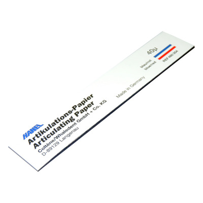 Papel carbono roeko azul/red 40 micras Hanel