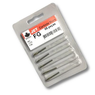 Broca carbide FG com 5 unidades JET