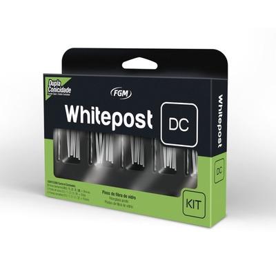 Kit de Pino de Fibra de Vidro Whitepost Dc