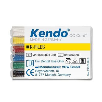 Lima 15/40 25mm k file kendo