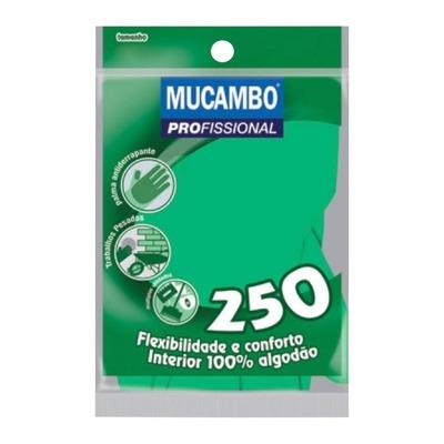 Luva de latex pro 250 Mucambo