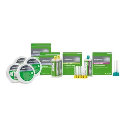 Kit silicone de adição variomaster  - Kulzer