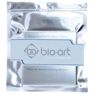 Placa para moldeira cristal quadrada Bio-Art