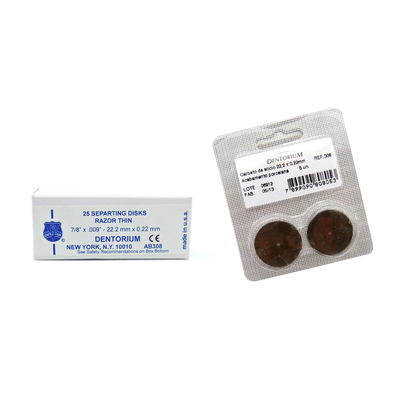 Disco Dentorium Extra Fino 308 Com 25
