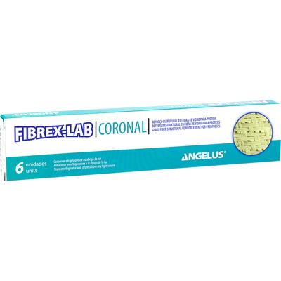 Fibra de vidro fibrex coronal