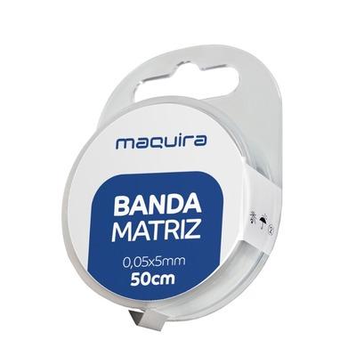Fita banda matriz metálica Maquira