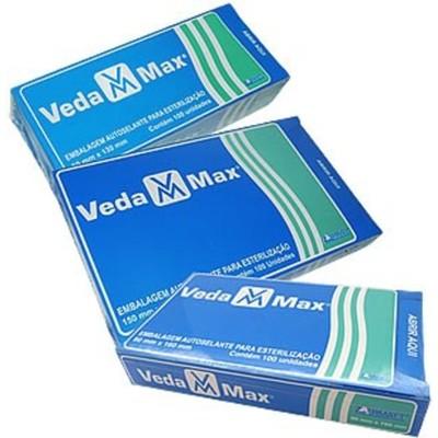Envelope Para Esterilização Autosselante Vedamax