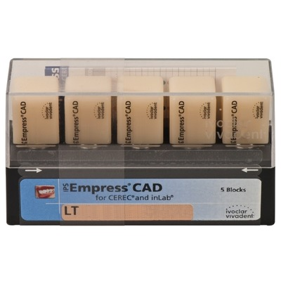Empress cad cerec/inlab lt