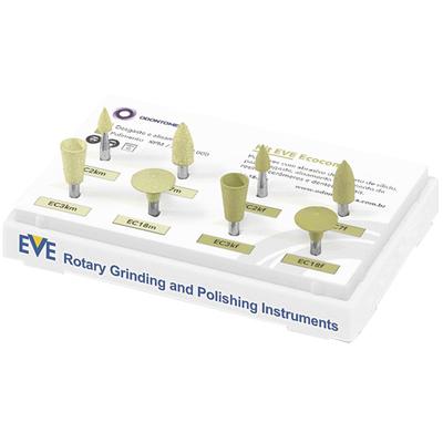 Kit eve ecocomp resinas compostas Odontomega  - 18-201
