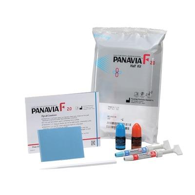 Cimento resinoso dual panavia f 2. 0 half light  - Kuraray