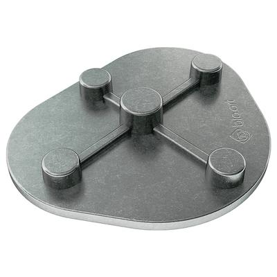Placa Para Articulador Metalica (par)