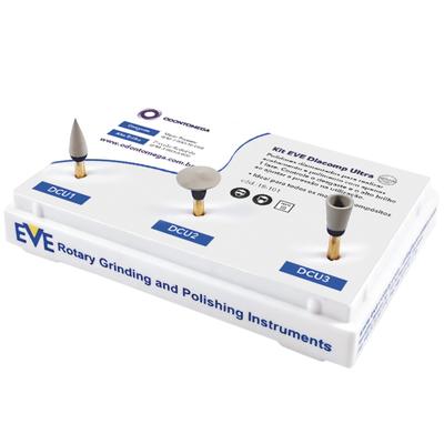 Kit eve diacomp ultra resinas compostas Odontomega
