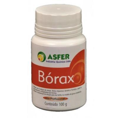 Bórax 100g