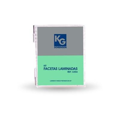 Kit kg facetas laminadas 6304  - Com 6 unidades