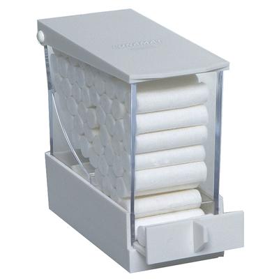 Dispensador para algodão lunamat