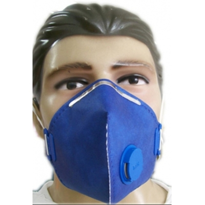 Mascara Pff2 Com Filtro Ksn
