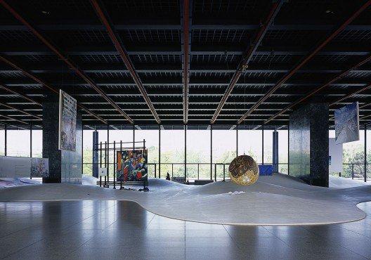 mies-van-der-rohe-neue-national-galerie-por-dentro