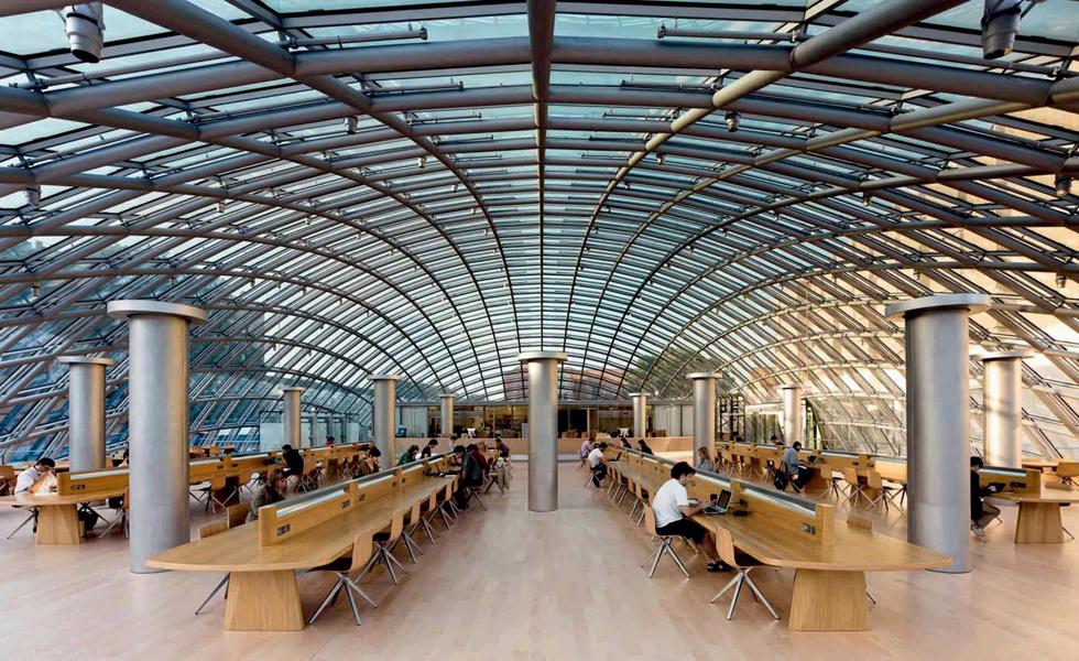 norman-foster-biblioteca-universidade-de-berlim-por-dentro